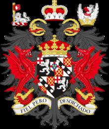 Coat of arms of the duke of Marlborough.png