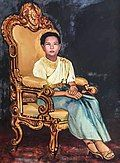 Painting of Sisowath Kossamak.jpg
