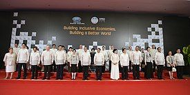 APEC China 2014 Delegates
