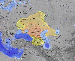 可萨汗国,650–850