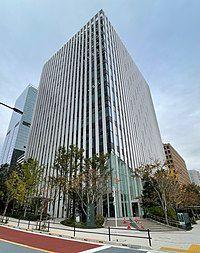 JMA Toranomon office 2020-11-24.jpg