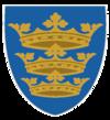 赫尔河畔金斯敦官方标志