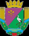 Coat of arms of Koriukivskyi Raion