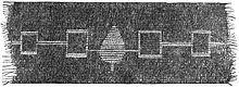 1885 wampum belt