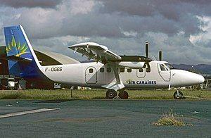 Air Caraibes DHC-6-300 F-OGES.jpg