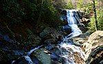 上流溪瀑布