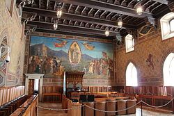 Chamber of the Grand and General Council of San Marino.JPG