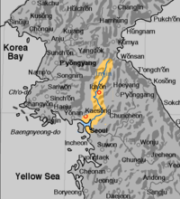Imjin river map.png