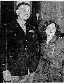 Alice and Huntington Sheldon, January 1946