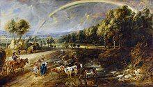 Peter Paul Rubens - Landscape with a Rainbow - WGA20411.jpg