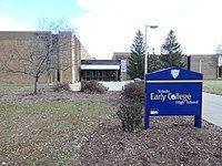 Toledo Early College High School at the University of Toledo, December 2019.jpg