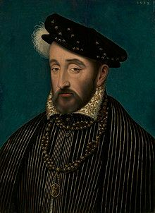 Portrait of King Henry II of France (by Studio of François Clouet) - Royal Collection.jpg
