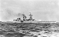 """Bundesarchiv DVM 10 Bild-23-63-64, Panzerschiff """"Admiral Scheer"""".jpg"""