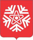 Coat of Arms of Snezhinsk (Chelyabinsk oblast).png