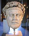 Istanbul - Museo archeol. - Diocleziano (284-305 d.C.) - Foto G. Dall'Orto 28-5-2006.jpg