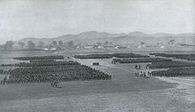 Formation of a division of the Japanese 1st. Army after the Battle of Mukden.jpg