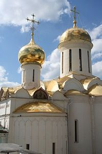 The Trinity Cathedral Troitse Sergiyeva Lavra.jpg