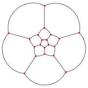 Dodecahedron stereographic projection.png