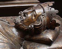 Henry III funeral head.jpg