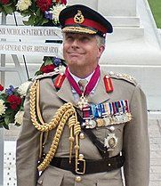 General Sir Nicholas Carter, the Chief of the Defence Staff.