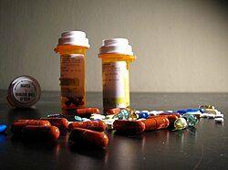 Assorted pharmaceuticals by LadyofProcrastination.jpg