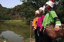 Ethnic Zhuang Costumes Guangnan Yunnan China.jpg