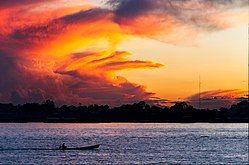 Sunset on the Amazon (7613489930).jpg