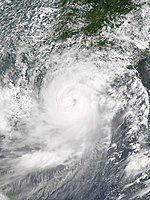 澳门史上测得最高风速的台风——2017年天鸽