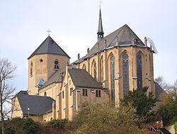 Mönchengladbach Minster