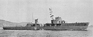 Japanese escort ship Kanawa Scan10049 19470726.JPG