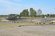 Metapontum theater AvL.JPG