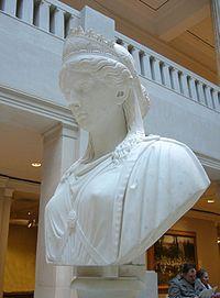 Bust of Zenobia