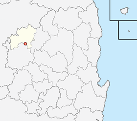 闻庆市的位置