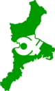 三重县地图