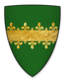 Coat of arms of William Hardel, Lord Mayor of London.png