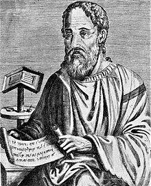 Eusebius in a modern image.