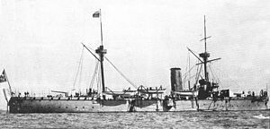 靖远号1887年