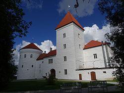 科卢韦雷城堡