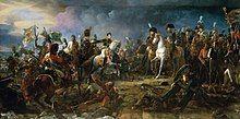 Napoléon at the Battle of Austerlitz, by François Gérard