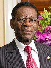 Teodoro Obiang Nguema Mbasogo at the White House in 2014.jpg