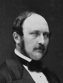 Portrait photograph of Prince Albert aged 41