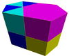Snub triangular-hexagonal prismatic honeycomb.png