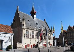 Damme Town Hall