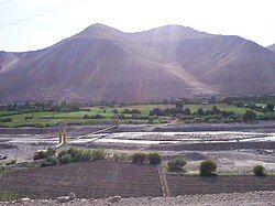 莫克瓜河河谷