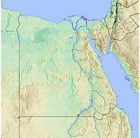 Location of 伊斯梅利亚