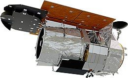 3D image of WFIRST spacecraft - July 2018