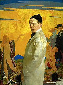 William Orpen - Self-Portrait.jpg