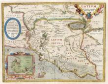 Abraham Oertel - Latium - 1595.PNG