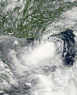 热带风暴杜苏芮