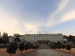 Donghae City Hall.JPG